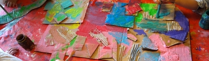 kleinschalige en kunstzinnige kinderopvang in Haarlem
